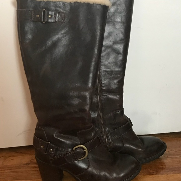 c16c6a5364f Born Shoes - Knee high boots